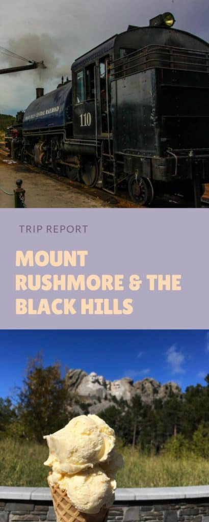 Read the adventures at Mount Rushmore, Wind Cave National Park, Custer State Park, Needles Highway, Middle of the Nation, and Devils Tower.