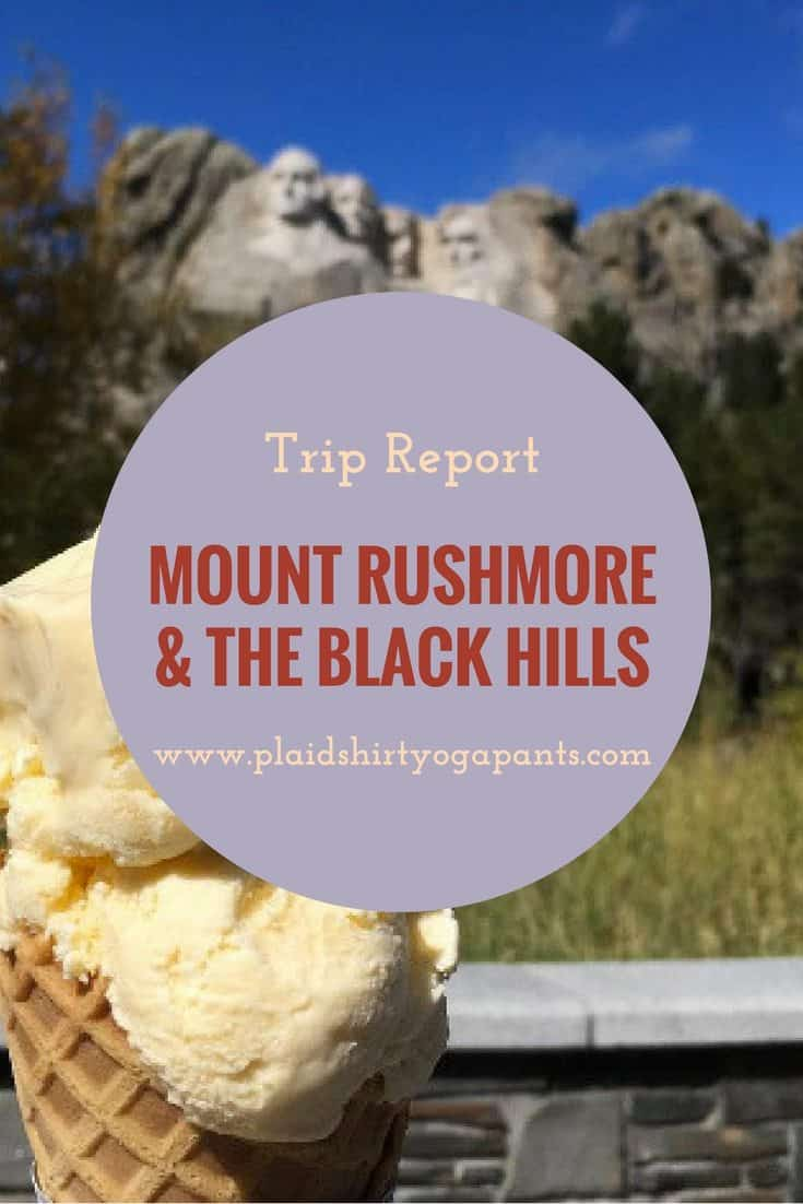 Trip Report: Mount Rushmore & the Black Hills