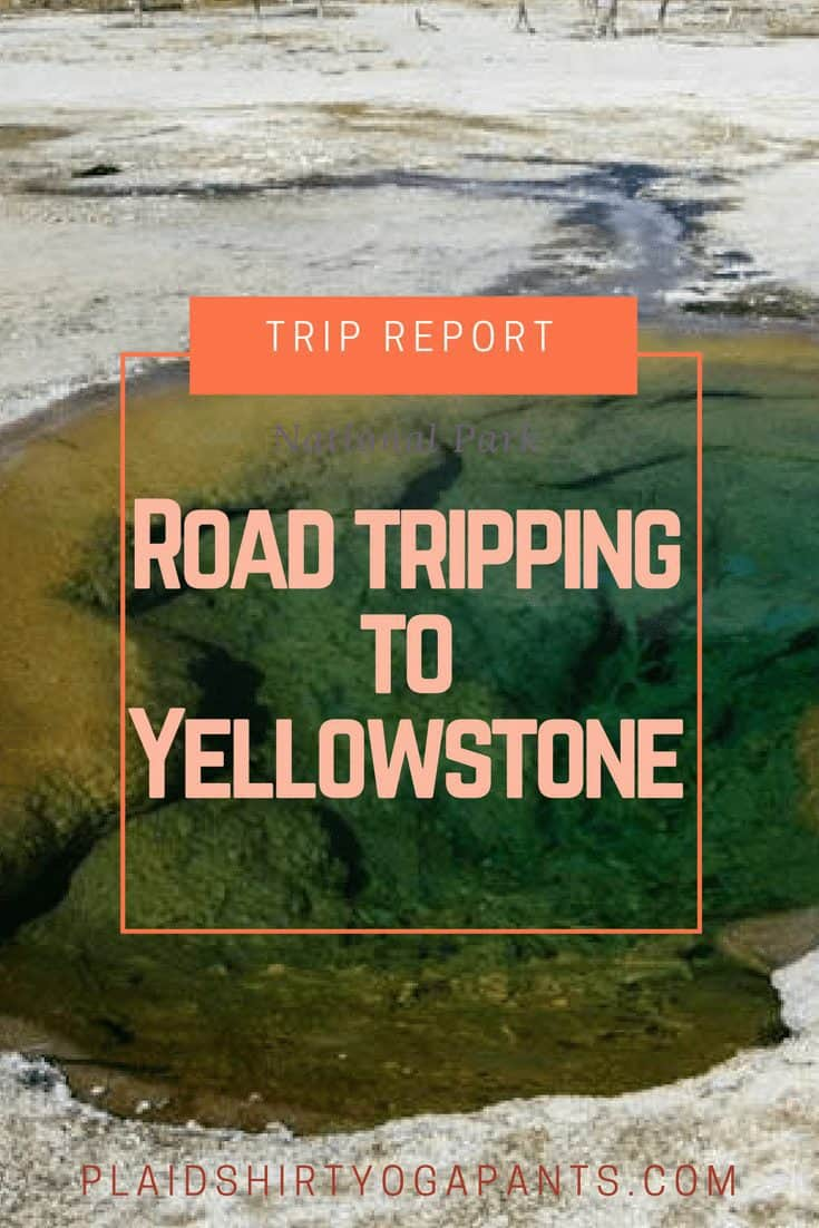 Trip Report: Roadtripping out West to Yellowstone