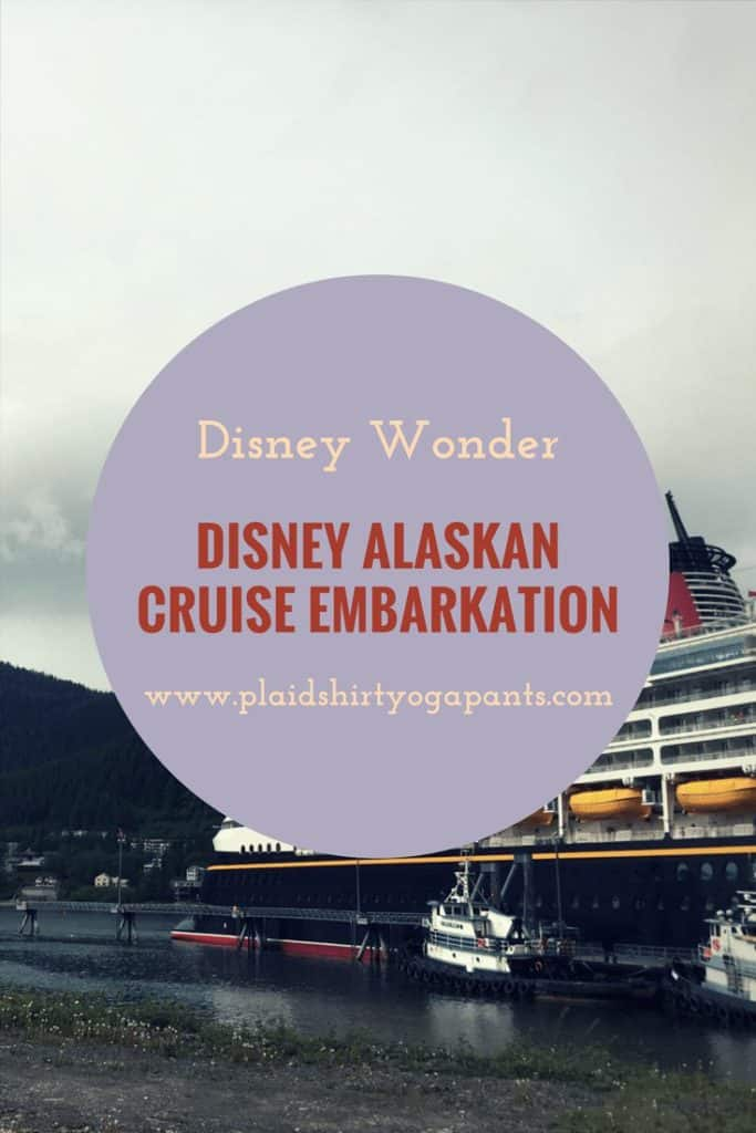 Trip Report: Disney Alaskan Cruise Embarkation