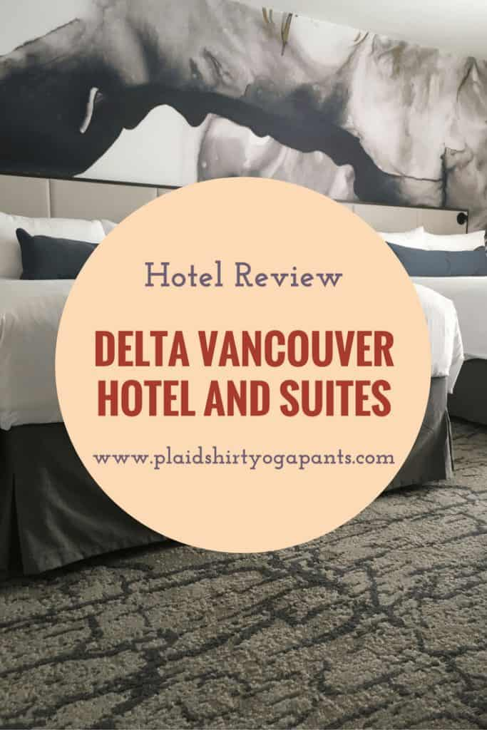 Hotel review on my latest stay at Marriott's Delta Vancouver Hotel and Suites. This hotel is within walking distance of Canada Place - ideal for cruising!
