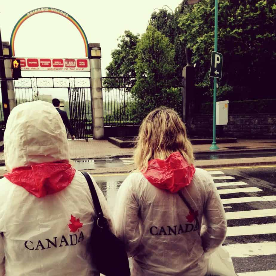 Celebrate Canada! Click to read all about what you should do in Niagara Falls.