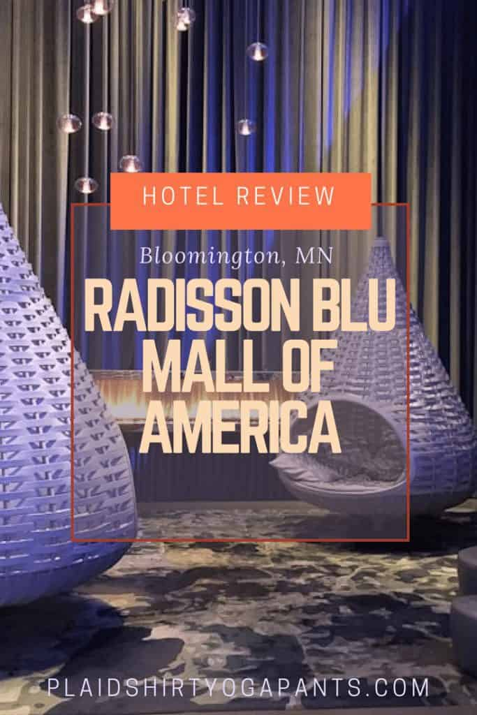 I have always wanted to go to the Mall of America ever since it opened 25 years ago. Read my review of the Radisson Blu -the only hotel connected to MOA!