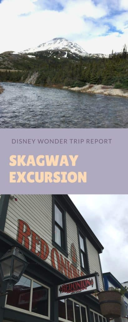 Read Plaid Shirt Yoga Pant's excursion from the Disney Wonder in Skagway. I visited the Yukon Pass, Liarsville, Red Onion Saloon, and drank Spruce Tip Beer!