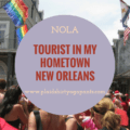 Being a tourist in your town is one of the best things you can do if you cannot get away on a trip or a vacation. The month of August is always hot and steamy, and organizations will do everything and anything to get the people of New Orleans out of our air conditioning and into the streets celebrating.