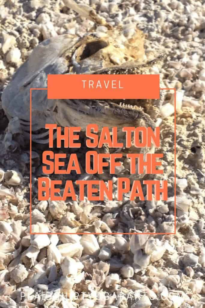 The Salton Sea –  Palm Springs – Off the Beaten Path