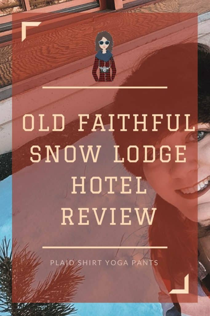 This past fall, Plaid Shirt Yoga Pants visited Yellowstone National Park and stayed at the Old Faithful Snow Lodge and Cabins. Even though it was not fully covered in snow, staying in this hotel was the cherry on the trip of a lifetime. Click to read my hotel review and see why we decided to stay in the park.