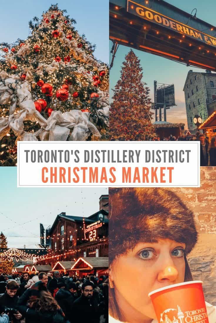 Read my review of Toronto's Distillery District's Christmas Market. Drink mulled wine, eat sausage, and enjoy the decorations at this Christmas Market.
