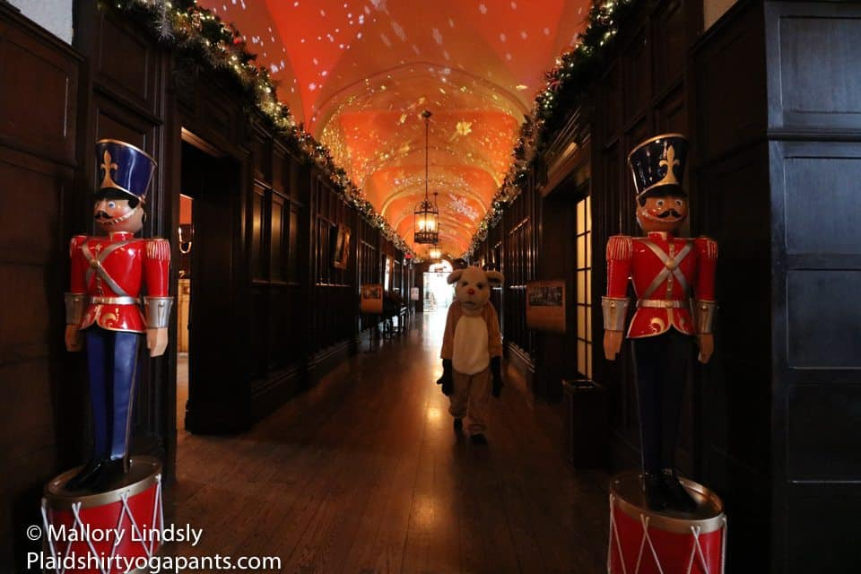 Visiting a Canadian Castle was something that was on my family's bucket list and we didn't realize it! Click to read my review of Casa Loma at Christmas time!