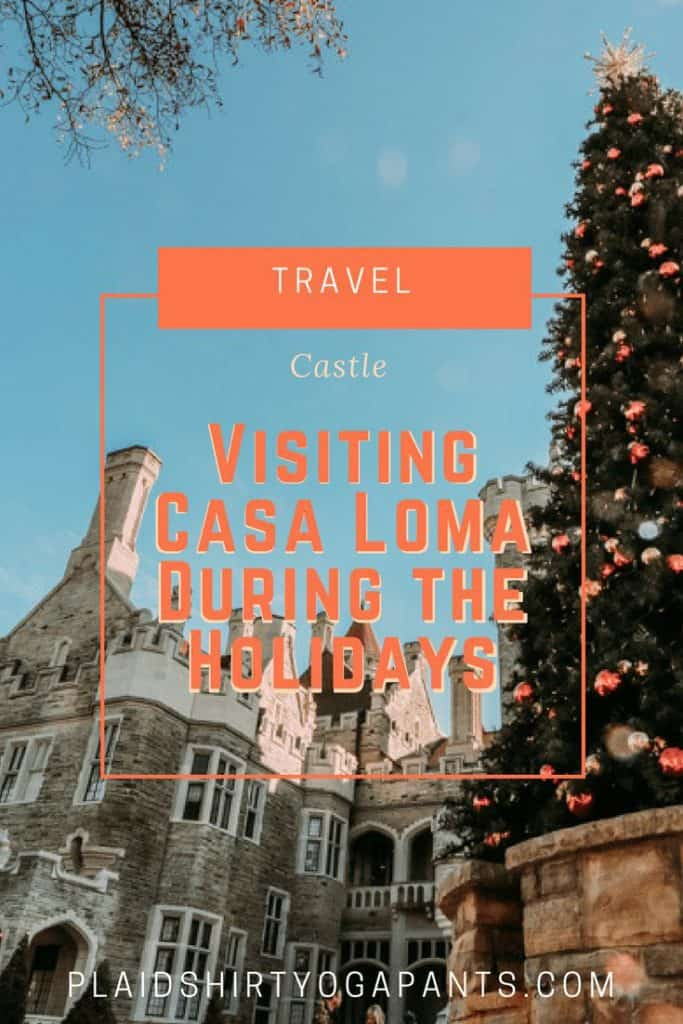 A Canadian Castle: Visiting Casa Loma