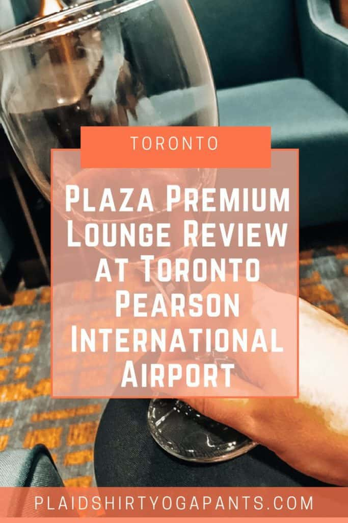 Plaza Premium Lounge Review at Toronto Pearson International Airport